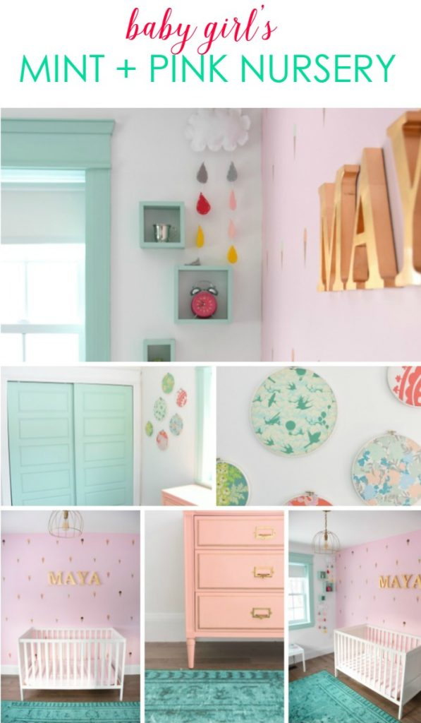 Mountain Baby Room