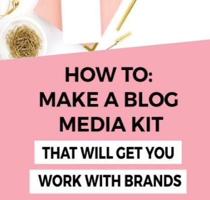 media kits - feature