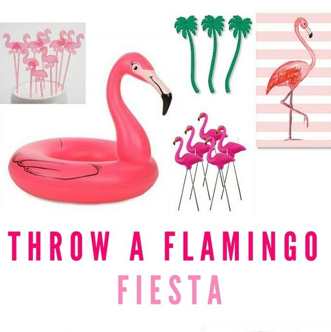 Throw A Flamingo Party With These 12 Must-Haves