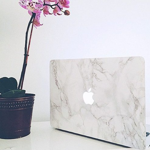 12 Trendy And Chic Laptop Skins For The Girlboss