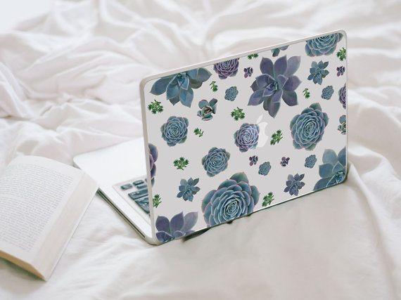 succulent-laptop-skin