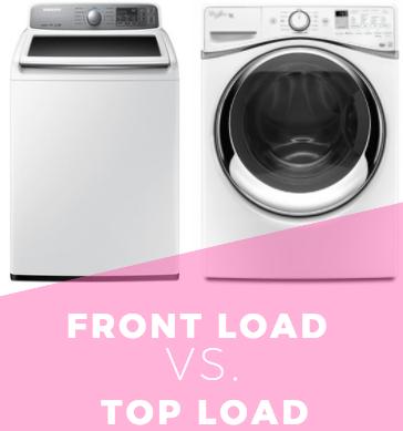 Laundry Room Design Dilemma: Front Loader versus Top Loader