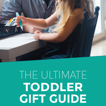 The Ultimate List of Toddler Gift Ideas (+ Giveaway!)