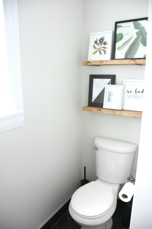 Bathroom Shelves Above Toilet Shelving Above Toilet Home