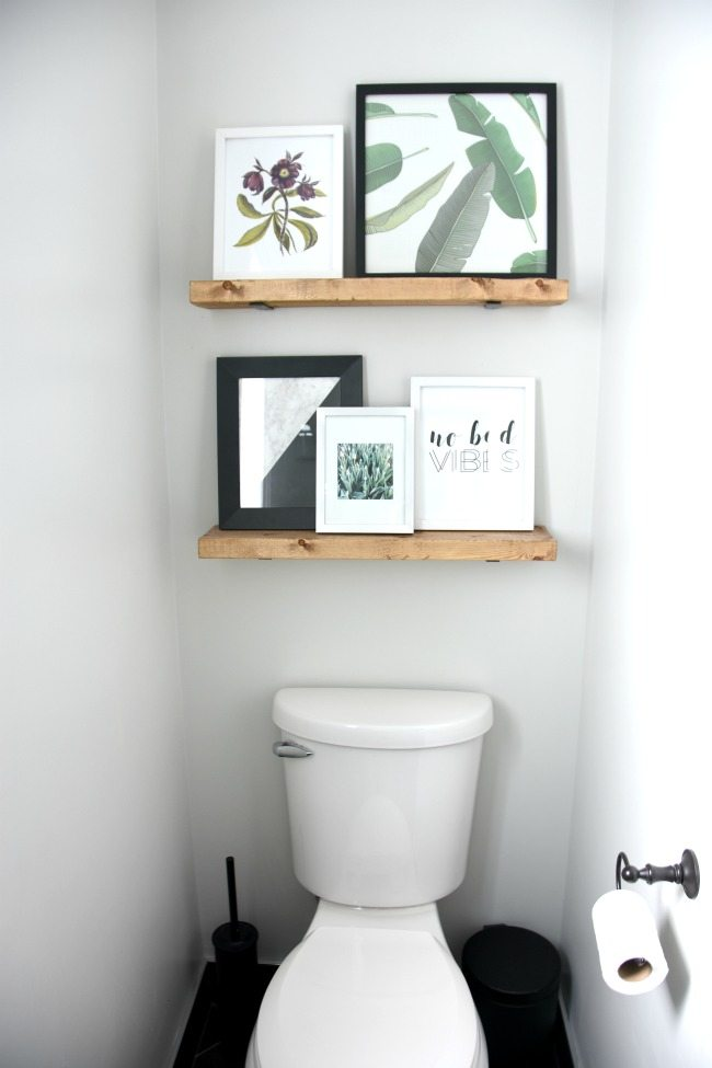 Easy DIY Floating Shelves - DIY Floating Shelves Tutorial