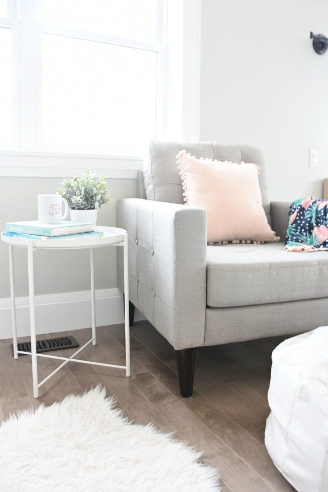 One Room Challenge Creating A Master Bedroom Reading Corner The Sweetest Digs
