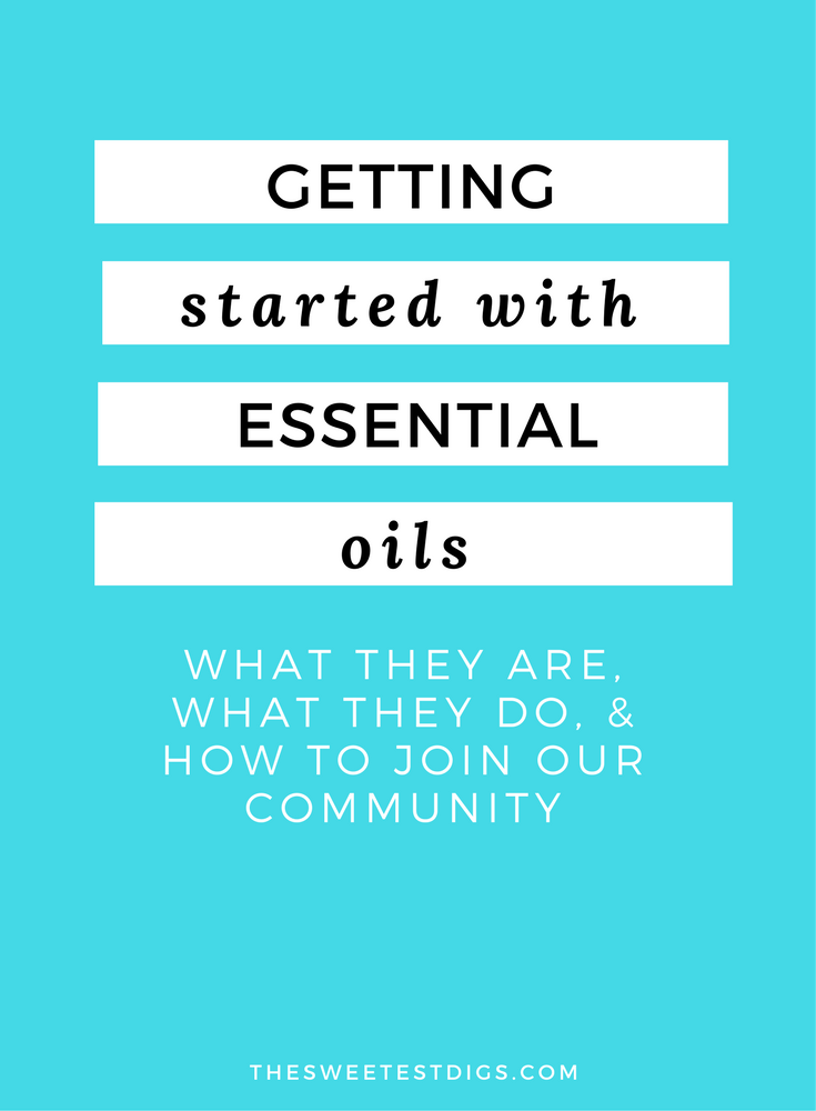Essential Oils 101 | How to use essential oils, which brand to order, how to get in on an EO community, and more!