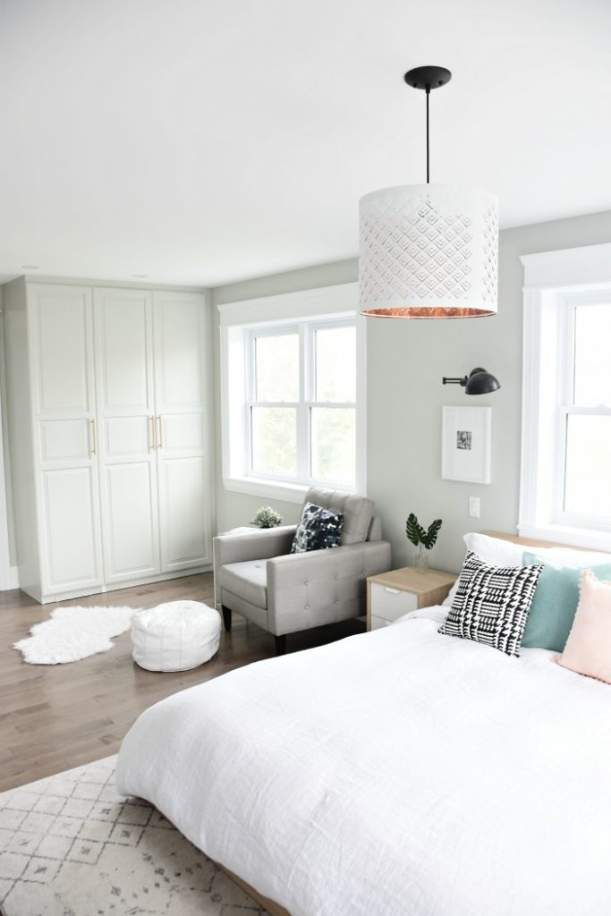 Inspiring Master Bedroom Makeover