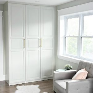 Get a Stunning Closet with this IKEA Pax Hack