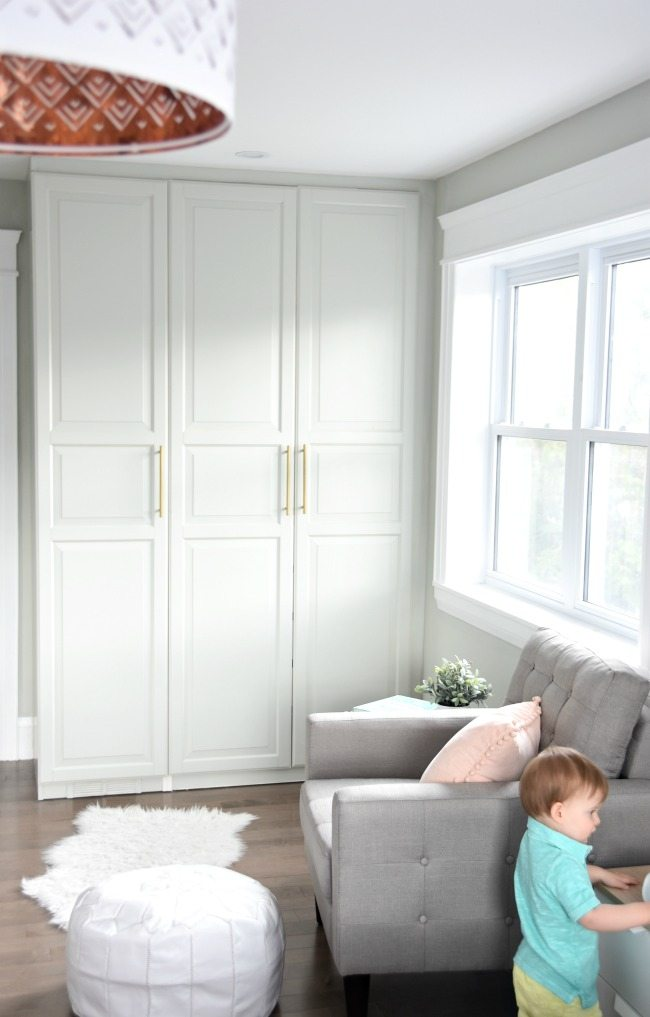 Get a Stunning Closet with this IKEA Pax Hack - THE ...