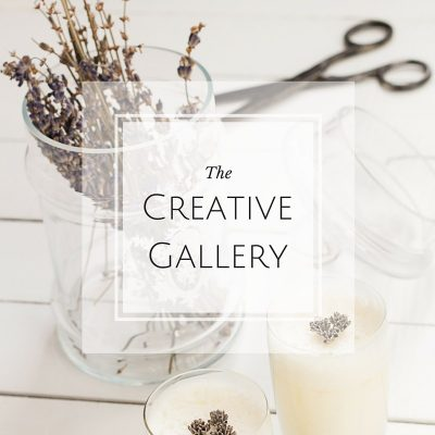 Life Lately + The Creative Gallery [#237]