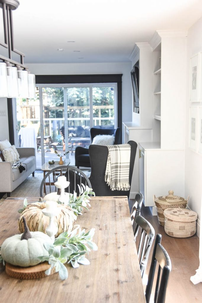 Modern Fall Decorating Ideas Part - 22: The Fall Decorating U201crecipeu201d For Me Is To Layer On Lots Of Textures. In The  Summer I Tend To Strip Things Back, And Come September I Layer Them Back On  ...