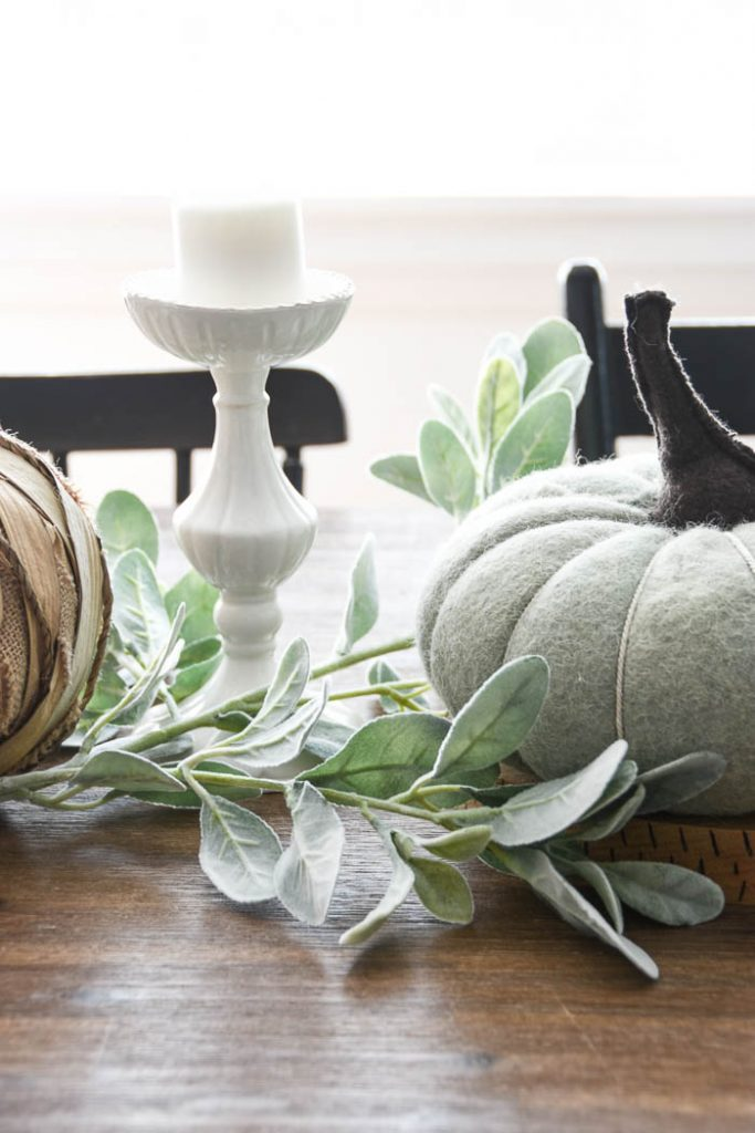 Save The Fall Decorating