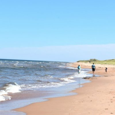 A Family Trip to PEI + The Creative Gallery