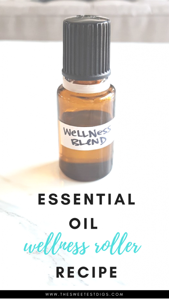 immunity roller recipe - How to make a wellness and #immunity support #roller with #essential #oils. Click through for the recipe!