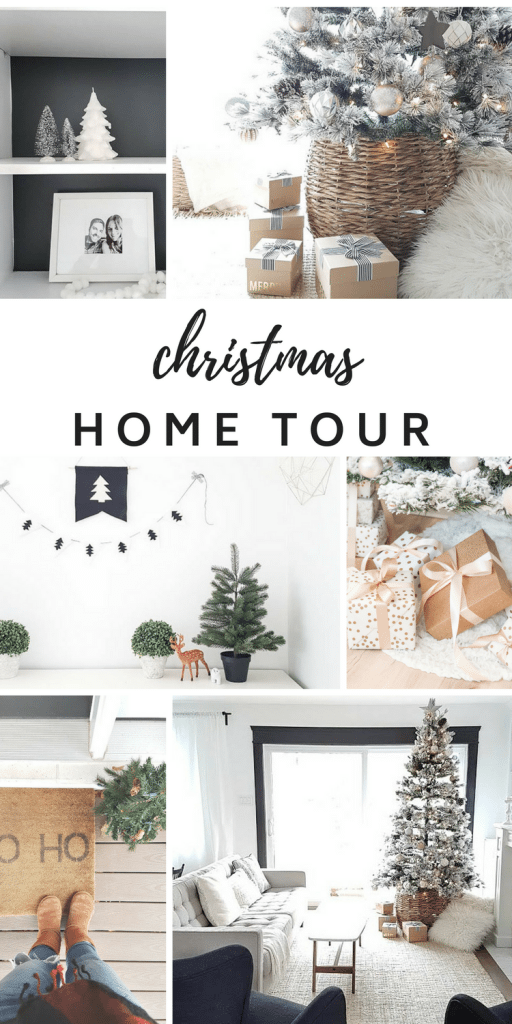 Our Christmas Home Tour [2017 edition] - THE SWEETEST DIGS