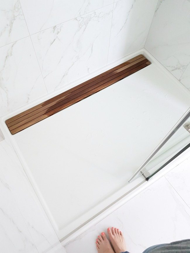 Design a Gorgeous Marble Shower