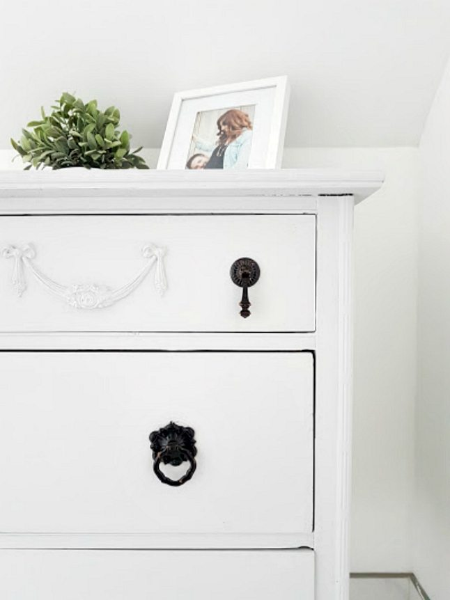 Paint a Dresser with Fusion Mineral Paint