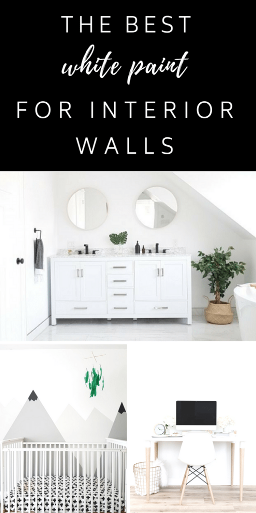 best white paint for walls - #Best #White #Paint for Interior #Walls. Jojo Whitewash by Para Paints gives you that crisp, bright white, perfect for any white room!
