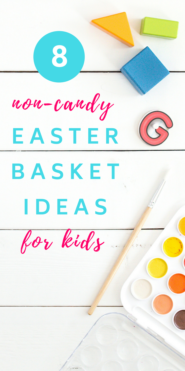 non candy easter basket ideas that prep fast