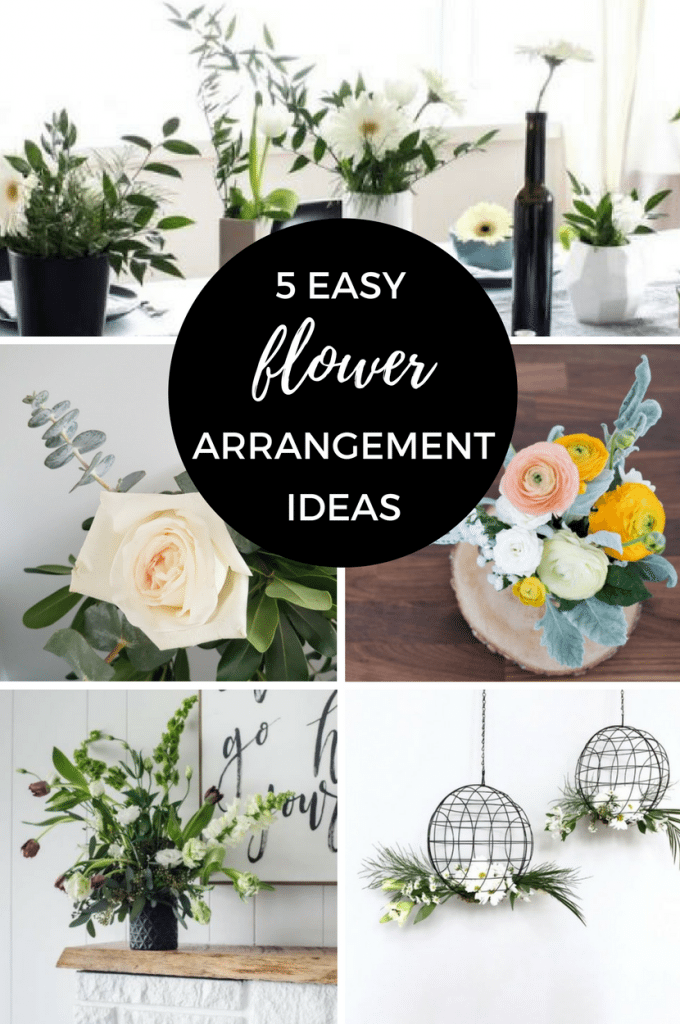 Easy & Pretty Tea Party Flowers
