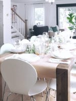 Get the Look: A Simple and Easy Thanksgiving Table