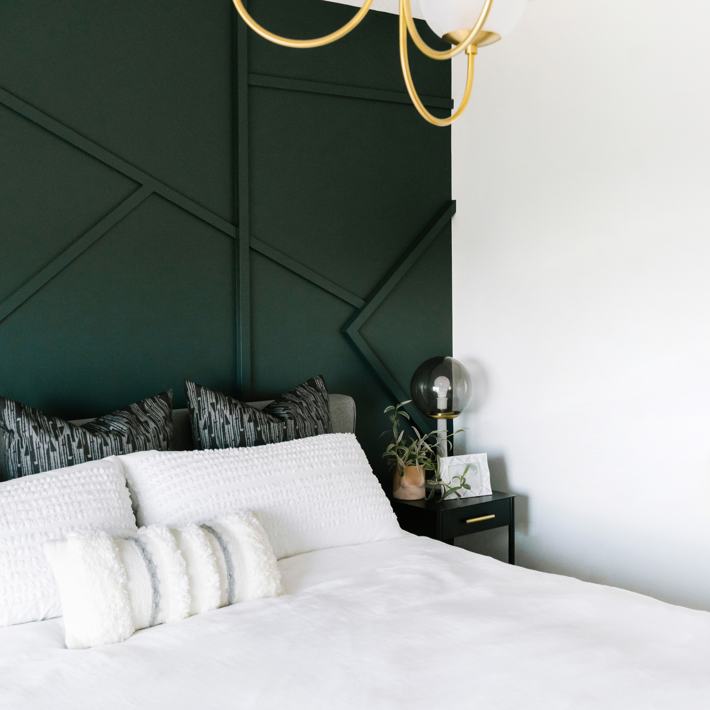 Dark Green Bedroom Inspiration The Sweetest Digs